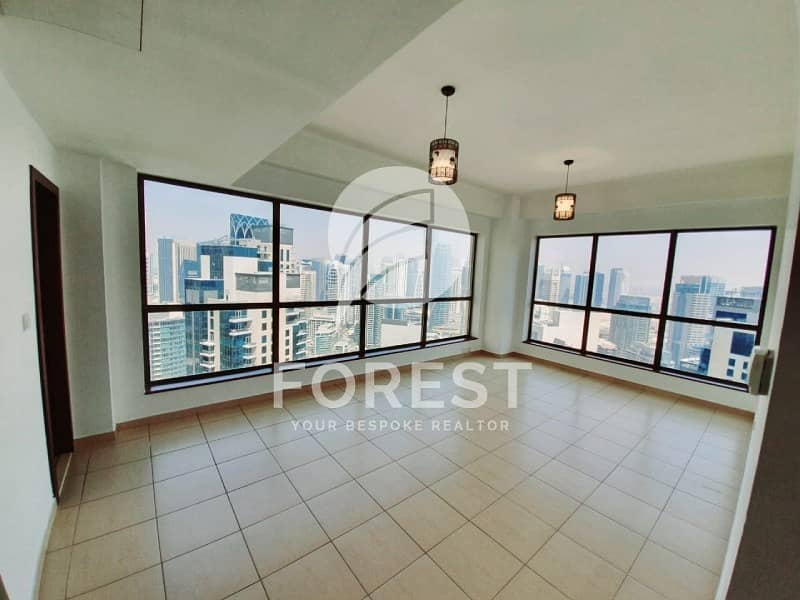 2 Bright and Spacious 2BR | High Floor | Great View