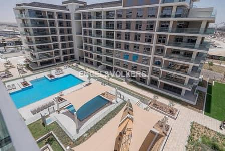 فلیٹ 3 غرفة نوم للبيع في دبي هيلز استيت، دبي - Pool View | Key With Me | Minus 17% OP