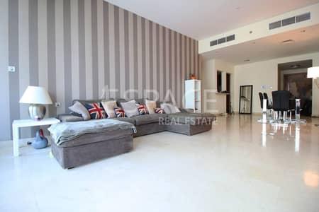 فلیٹ 2 غرفة نوم للايجار في دبي مارينا، دبي - 2 Beds Furnished in Trident Grand Residence