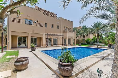 7 Bedroom Villa for Sale in Arabian Ranches, Dubai - 7 Bed+Diver's