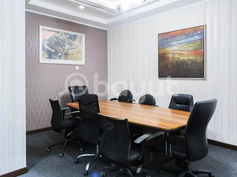 No Commission, Commercial Office For Rent, Corniche Area | Bayut com