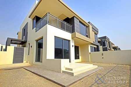 5 Bedroom Townhouse for Sale in Jumeirah Village Circle (JVC), Dubai - Single Row   Post HO Payment Plan   5BR 3E
