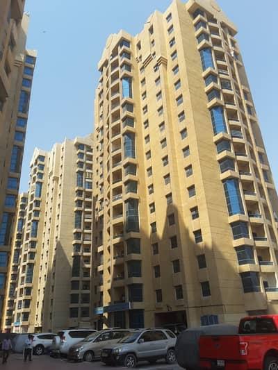 فلیٹ 1 غرفة نوم للايجار في عجمان وسط المدينة، عجمان - شقة في أبراج الخور عجمان وسط المدينة 1 غرف 23000 درهم - 4201275