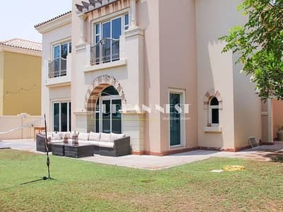 5 Bedroom Villa for Rent in Dubai Sports City, Dubai - Lovely C1 villa with great garden space