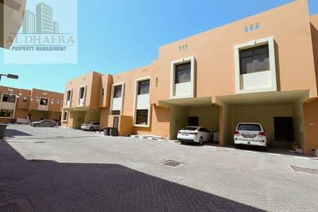 فیلا 4 غرفة نوم للايجار في القرم، أبوظبي - Exclusive Compound Community! Awesome 4BHK Villa