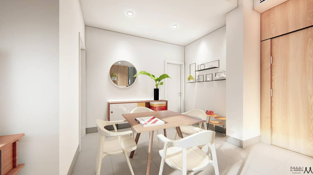 Luxury units 1 Bedroom in First Car-Free Community