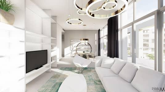 فلیٹ 2 غرفة نوم للبيع في مويلح، الشارقة - Own your Dream Home on monthly installments.