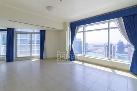 فلیٹ 1 غرفة نوم للايجار في وسط مدينة دبي، دبي - Big Layout 1 BR with Nice View on the Canal