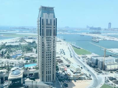 Fully Furnished I Sea view I High Floor I 1BED