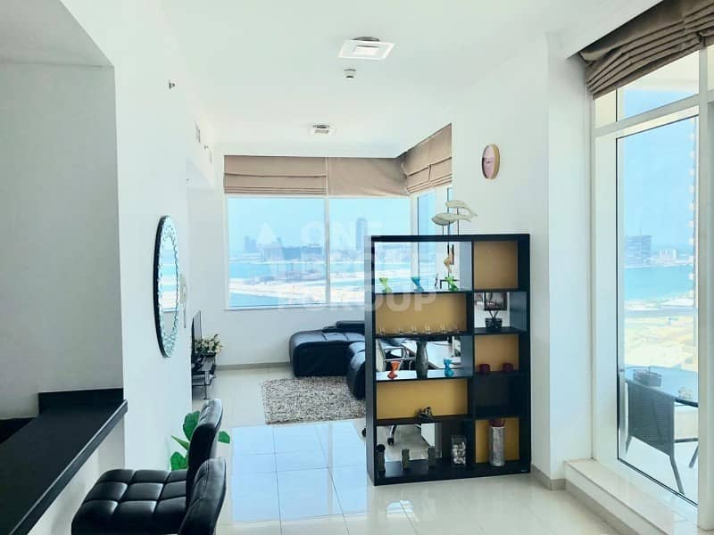 2 Fully Furnished I Sea view I High Floor I 1BED