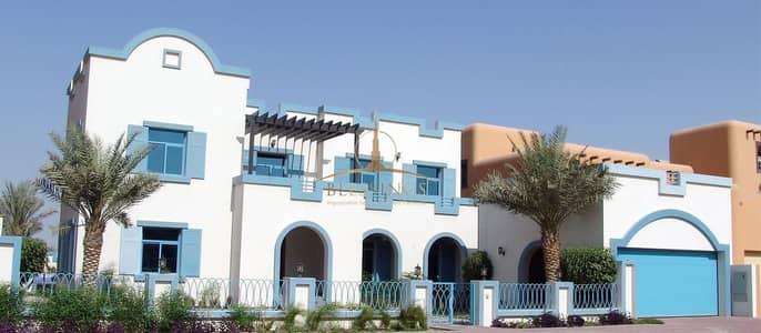 فیلا 4 غرفة نوم للبيع في دبي لاند، دبي - Exclusive! Semi-Detached Villa 4BR+M Aegan Villa