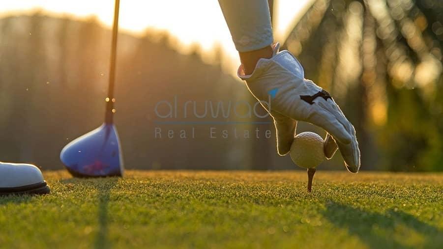 2 1BR ap in Golfville Dubai Hills Estate/Golf views/No comission