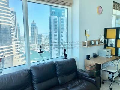 Tastefully furnished 1 Bed with Full Sea View