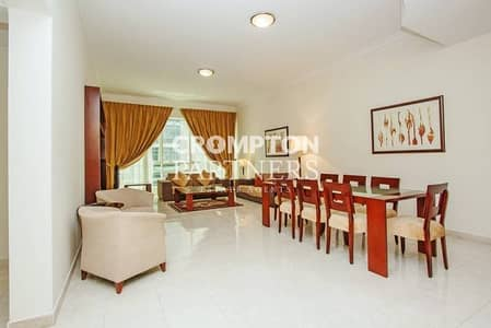 Exceptional Three Bedroom Furnished Flat