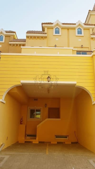 3 Bedroom Townhouse for Rent in Jumeirah Village Circle (JVC), Dubai - Beautiful & Spacious 3 Bed plus Maid