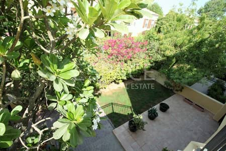 3 Bedroom Villa for Rent in Green Community, Dubai - Corner Townhouse | Close To Pool | Vacant