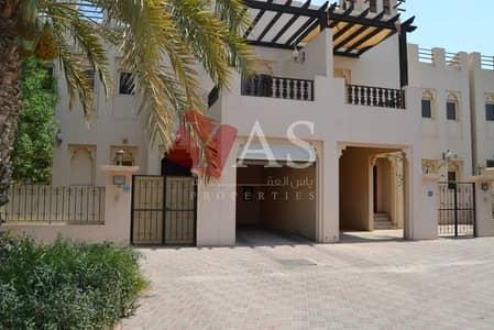 فیلا 3 غرف نوم للبيع في قرية الحمراء، رأس الخيمة - Fantastic 3 Bedroom Townhouse  For Sale  - Al Hamra Village.