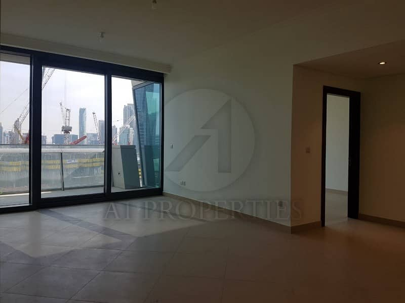 2 Spacious and Brand New 2BR with Sea View
