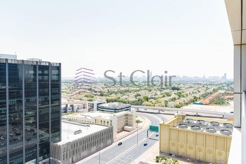 2 Rented til 2020 | Studio with Parking | Mid Floor