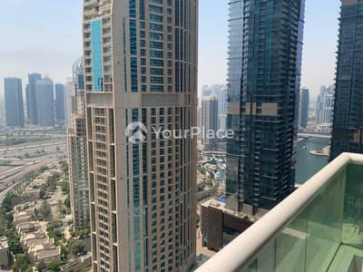 2 Bedroom Flat for Rent in Dubai Marina, Dubai - Spacious 2BR Apartment I Dubai Marina I High Floor
