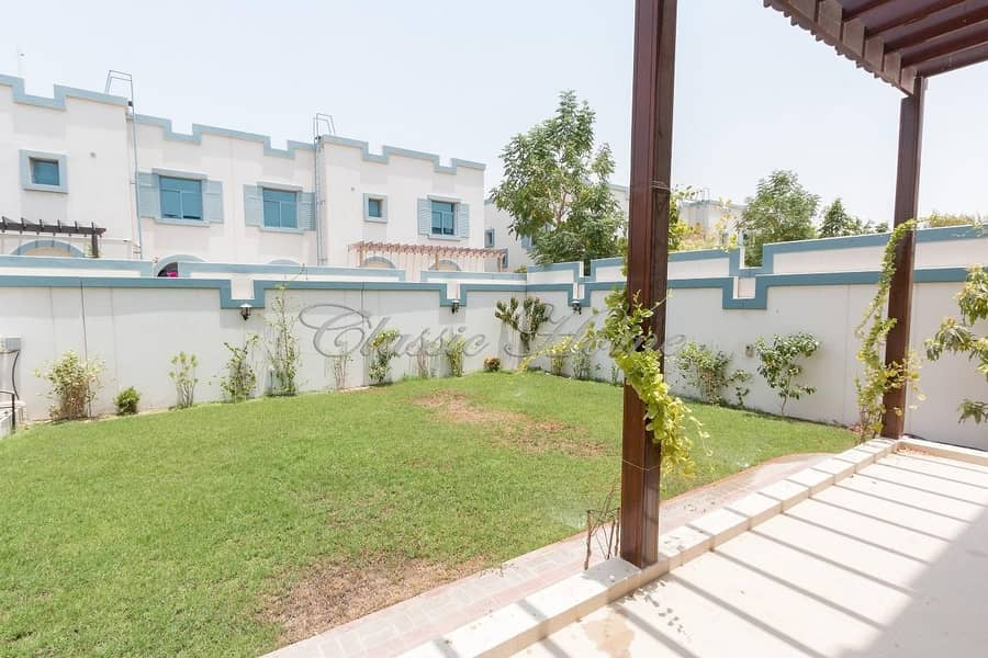 2 Furnished 4 Bedroom + Maids Room/Semi-Detached Townhouse