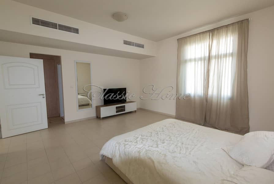 11 Furnished 4 Bedroom + Maids Room/Semi-Detached Townhouse