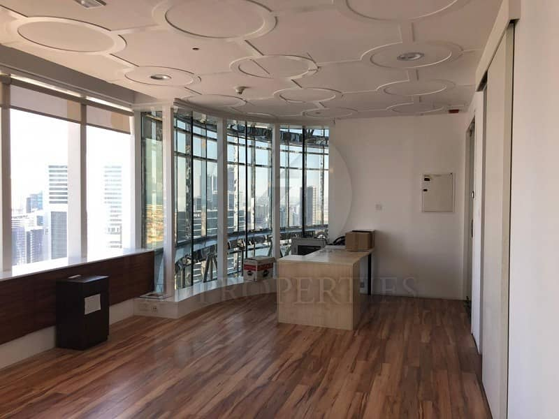 Luxury Fitted Semi Furnished Office in Citadel | Bayut com