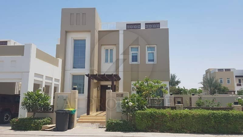 3 Bedrooms type A| Rahat | Single Row | Landscaped