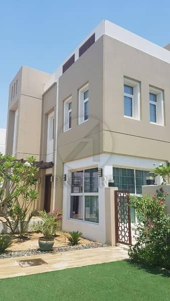 14 3 Bedrooms type A| Rahat | Single Row | Landscaped