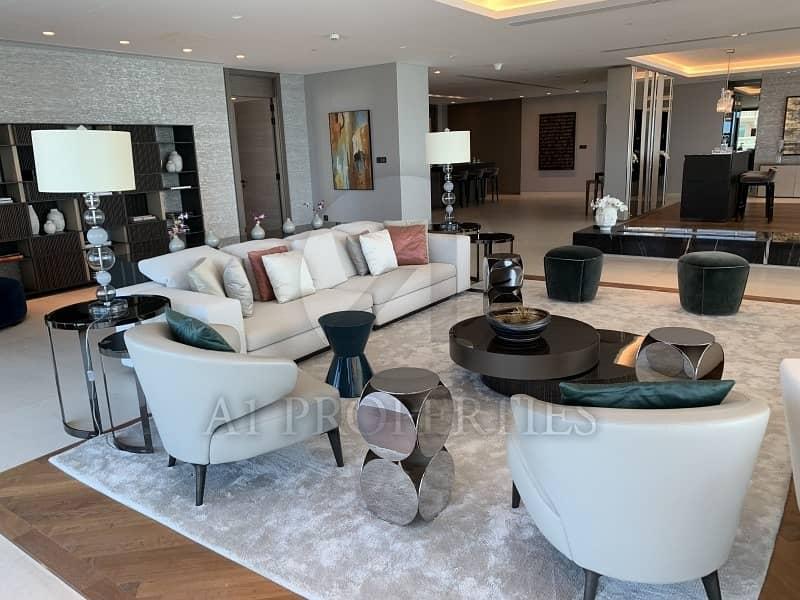 Brand New Huge Modern  3 Bedrooms Sea view