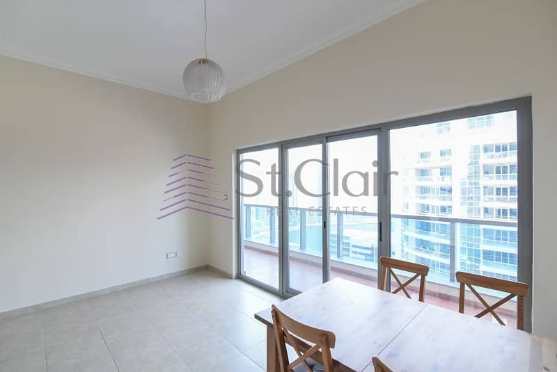 Huge Layout 1 Bed with Balcony | High Floor