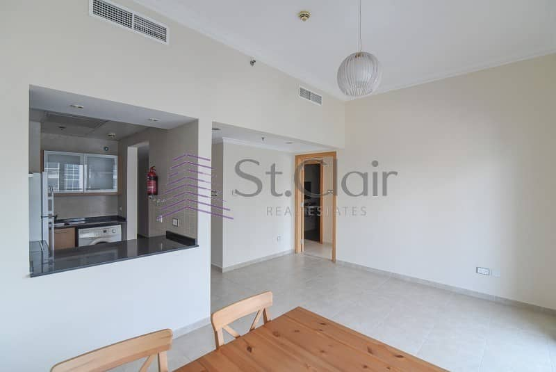 2 Huge Layout 1 Bed with Balcony | High Floor
