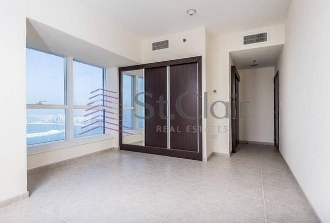 10 Huge Layout 1 Bed with Balcony | High Floor