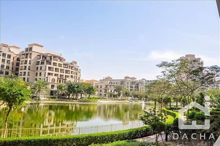 1 Bedroom Flat for Rent in The Views, Dubai - Stunning 1 BR apartment in The Links Canal Apartments