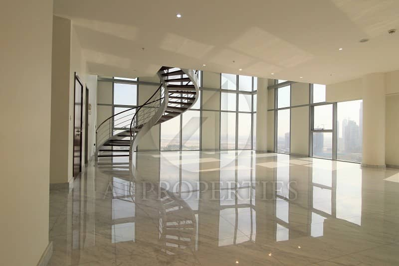 2 Amazing 4BR Penthouse with Panoramic View