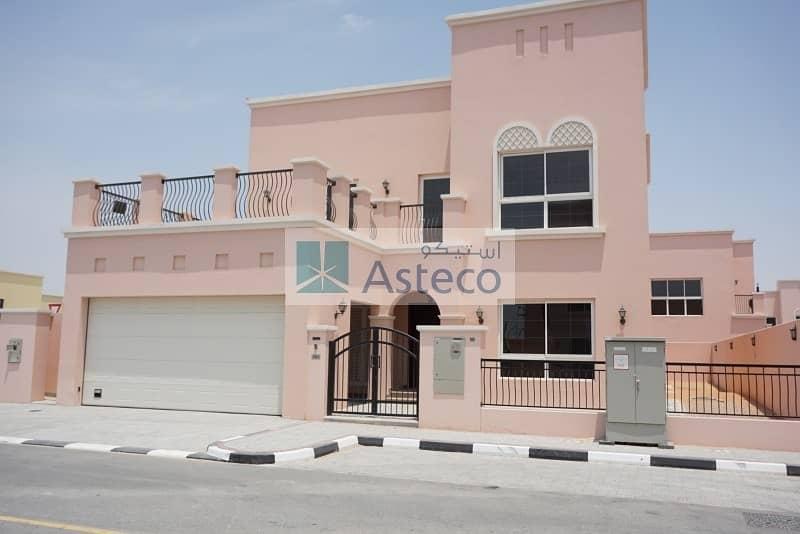 Brand New Mediterranean Style Villas In Nad Al Sheba