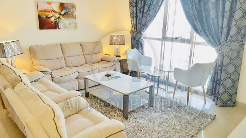 Immaculate Fully Furnished I 1 Bedroom