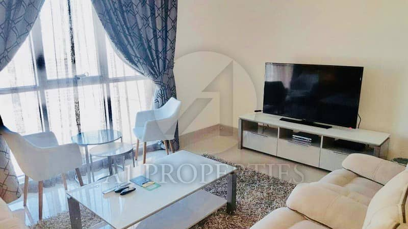 2 Immaculate Fully Furnished I 1 Bedroom