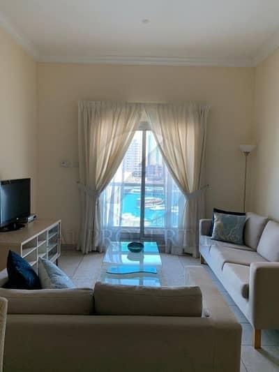 1 Bedroom Apartment for Rent in Dubai Marina, Dubai - Amazing 1BR in Belvedere Tower Dubai Marina