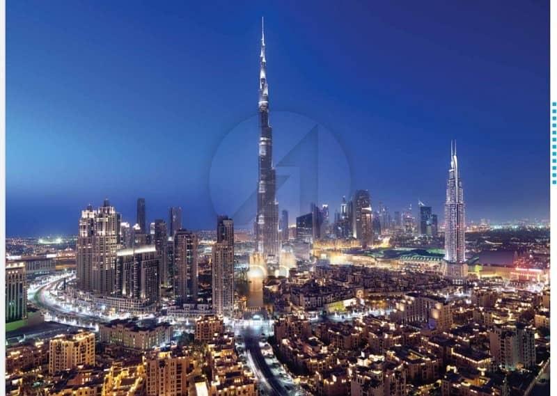 10 Resale -35% I Burj View I Best Layout I
