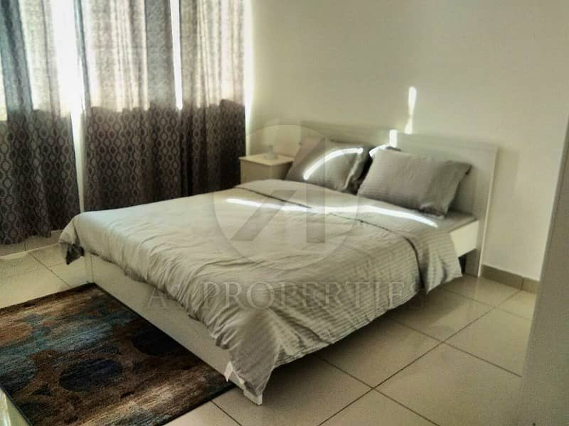 2 High Floor Furnished 2BR Apartment Vacant