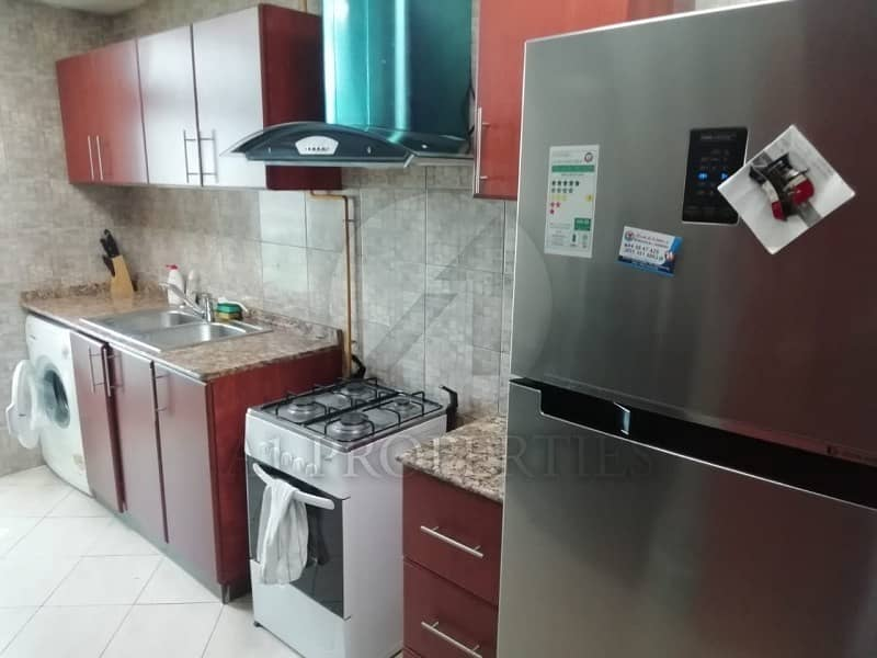 17 High Floor Furnished 2BR Apartment Vacant