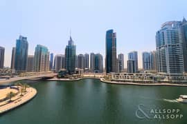 Largest Two Bedroom Layout   Marina View