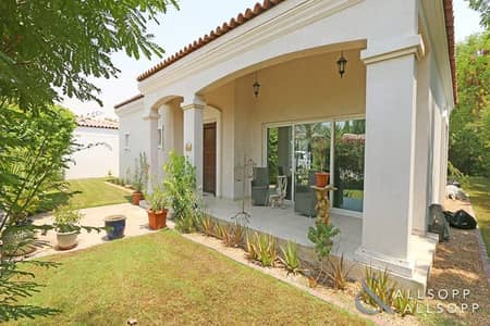 4 Bedroom Townhouse for Rent in Green Community, Dubai - Four Bedroom Bungalow   Landscaped Garden