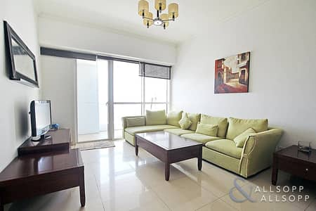 شقة 1 غرفة نوم للايجار في أبراج بحيرات جميرا، دبي - 1 Bedroom | Fully Furnished | High Floor