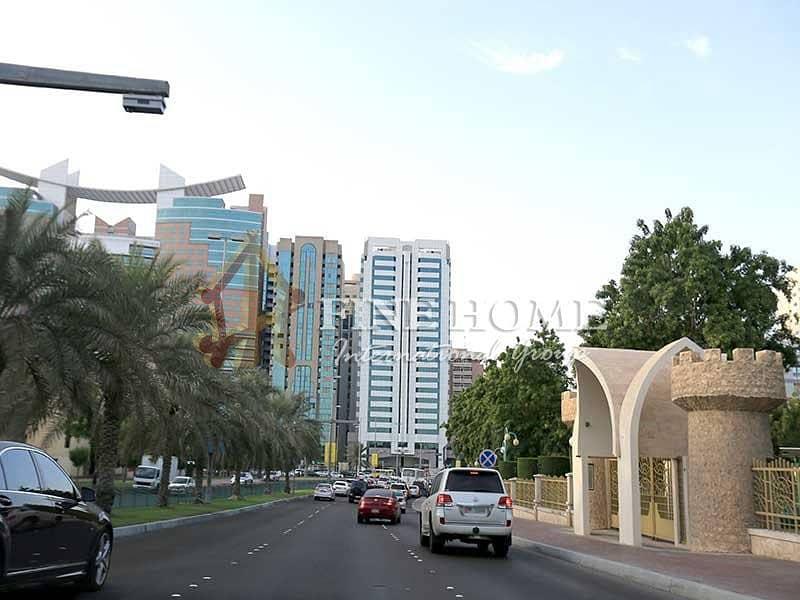 13 Nice 4BR. Villa In Delma Street . Abu Dhabi