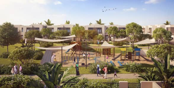 3 Bedroom Townhouse for Sale in Town Square, Dubai - Brand New 3BR Safi Townhouse   Handover Soon