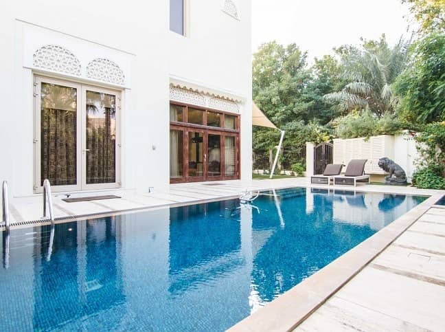 Fully Furnished- Dahlia - 6 bed+study+maids+drivers