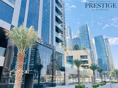 محل تجاري  للايجار في دبي مارينا، دبي - Shell & Core Shop For Rent In Marina Walk