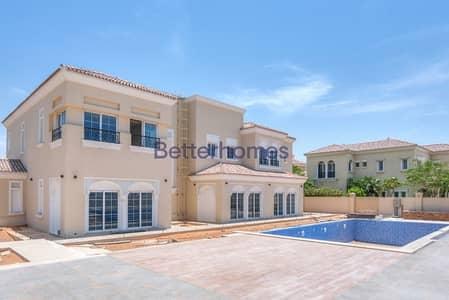 7 Bedroom Villa for Sale in Arabian Ranches, Dubai - Brand New | Type F | Huge Plot | Vacant | Pool